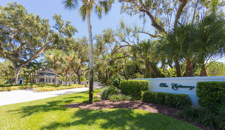 gated communities arrive vero strand florida